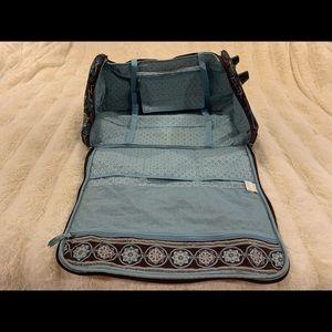 Vera Bradley luggage 24x14x14